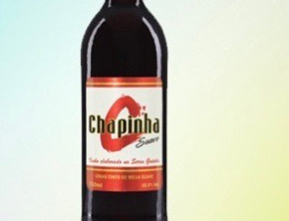 Vinho chapinha 755ml