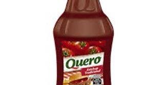 Ketchup tradicional quero 400g