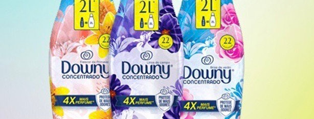Downy amaciante concentrado 500ml