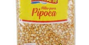 Sabor e arte milho para pipoca