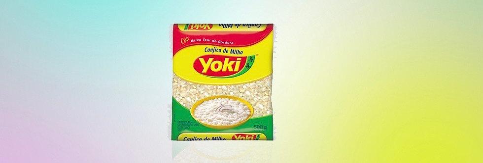 Yoki canjica de milho 500g