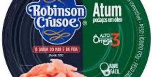 Robinson crusoe atum pedaços em oleo 170g