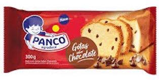 Panco bolo gotas de chocolate 300g