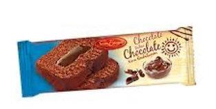 Santa edwiges bolo com recheio de chocolate 200g