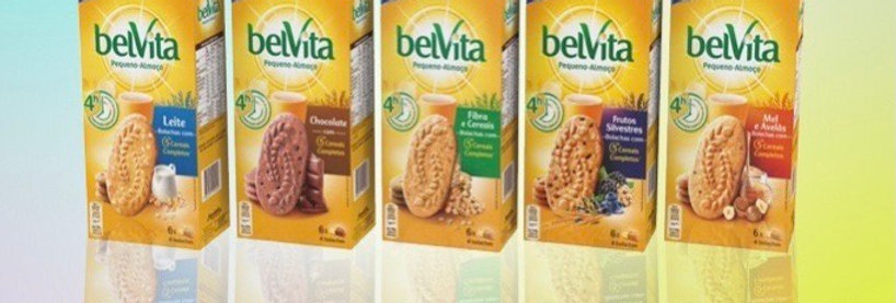 Bélvita biscoitos integrais