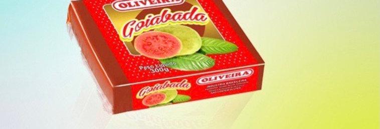 Goiabada Oliveira 300g