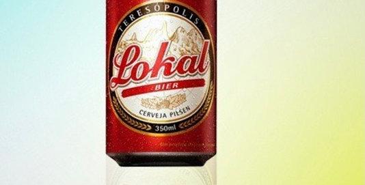 Cerveja lokal 350ml