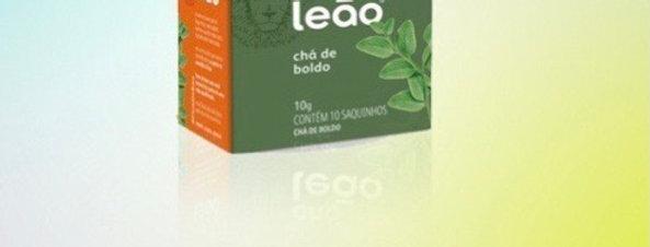Chá de leão boldo 10g
