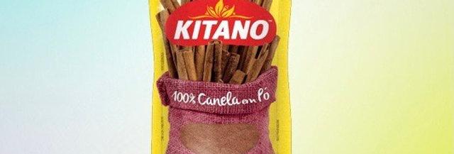 Kitano canela em pó 50g