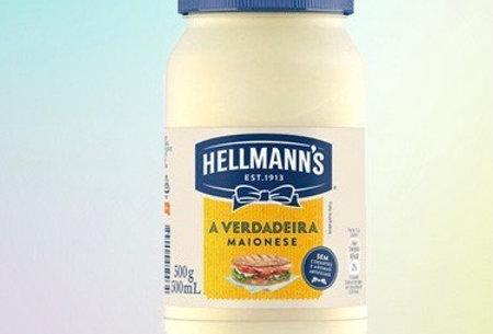 Hellmanns maionese 500gr