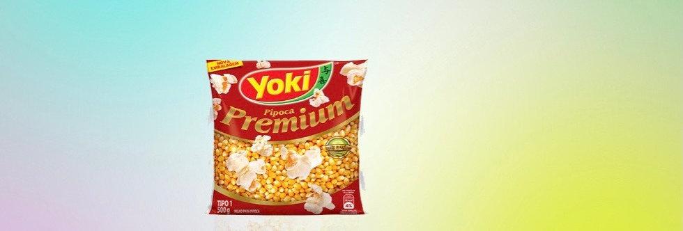Yoki pipoca premium
