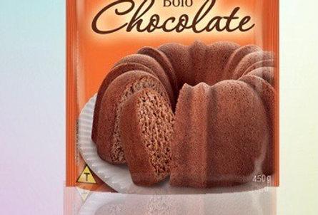Bolo de chocolate Dr Oetker 450g