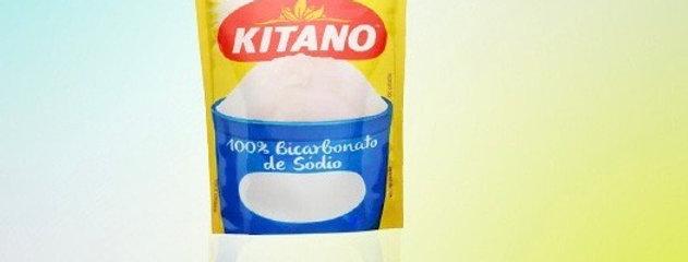 kitano bicarbonato de sódio