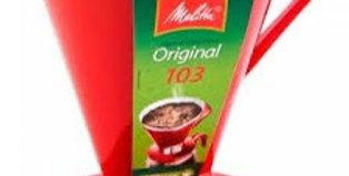 Suporte para filtro de café melitta  103