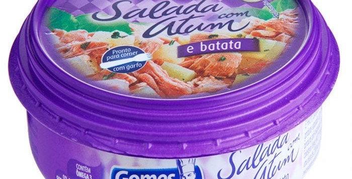 Gomes salada de atum 150g