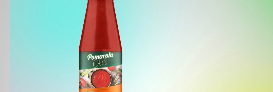 Molho de tomate pomarola chef