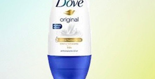 Dove antitranspirante
