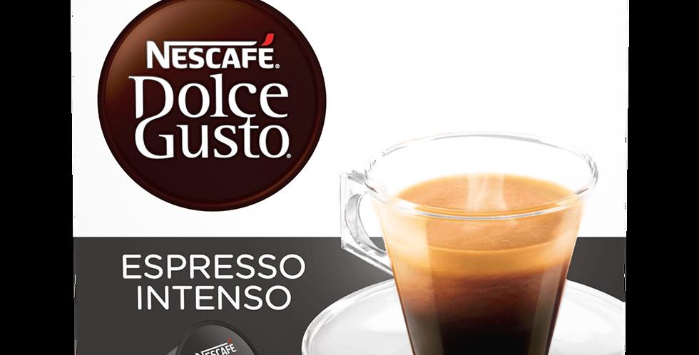 Nestlé Dolce gusto café expresso intenso 60g