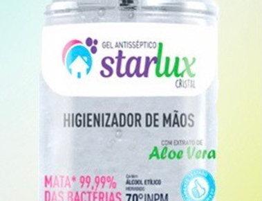 Álcool em gel starlux 420g
