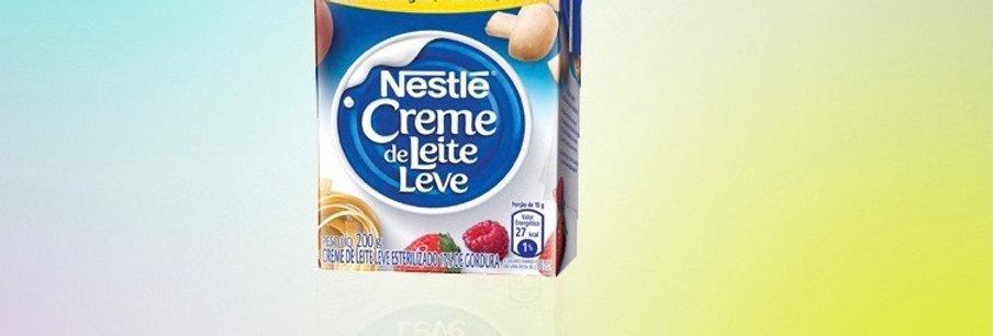 Nestlé creme de leve 200g