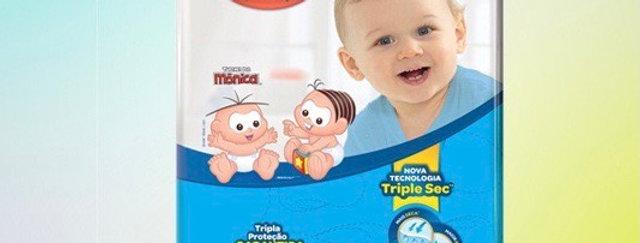 Huggies baby fraldas