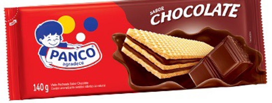 Wafer panco chocolate