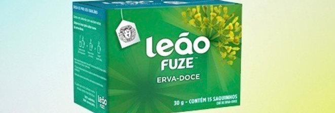 Leão fuze erva doce