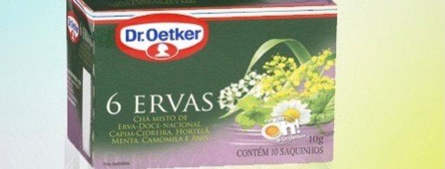 Chá 6 ervas 10g
