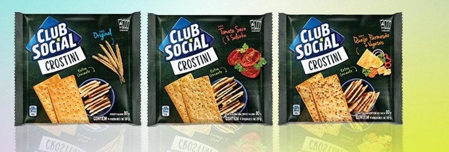 Club social Crostini