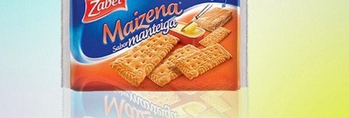 Maizena sabor manteiga Zabet