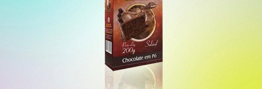 Neilar chocolate em pó 200g