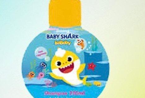 Baby shark shampoo