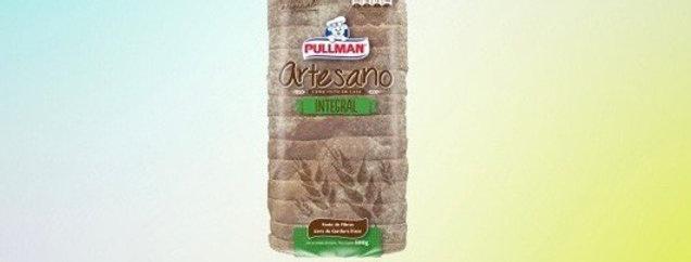 Pão Pullman artesano