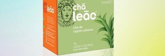 Chá leão capim cidreira 15g