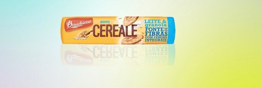 Biscoito bauducco cereale