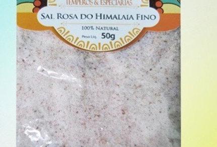 Sal rosa do himalaia 50g