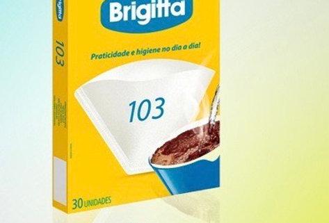 Brigitta  filtro de café 103