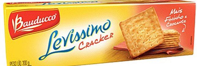 Bauducco levíssimo cracker 200g