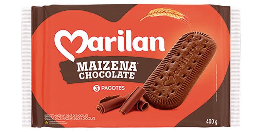 Marilan maizena de chocolate