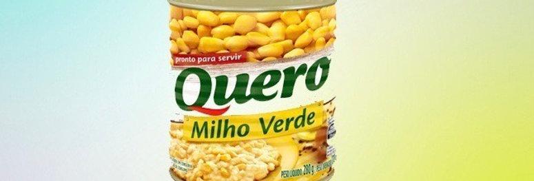 Quero milho verde