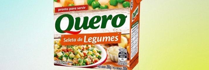 Quero legumes