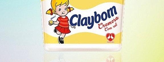 Margarina Claybom 350g