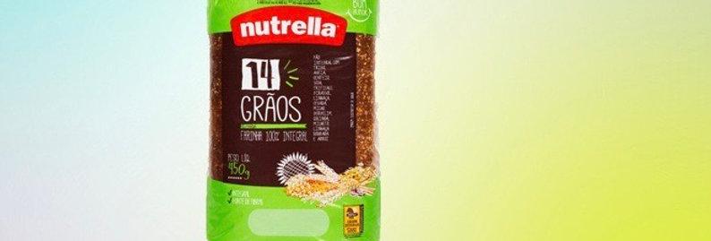 Nutella 14 grãos  450g