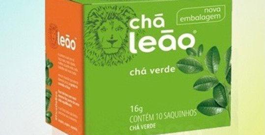 Chá leão cha verde
