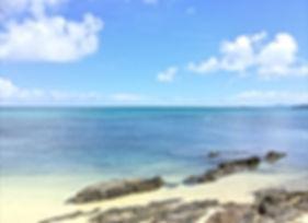 沖縄|恩納村谷茶|ビーチ