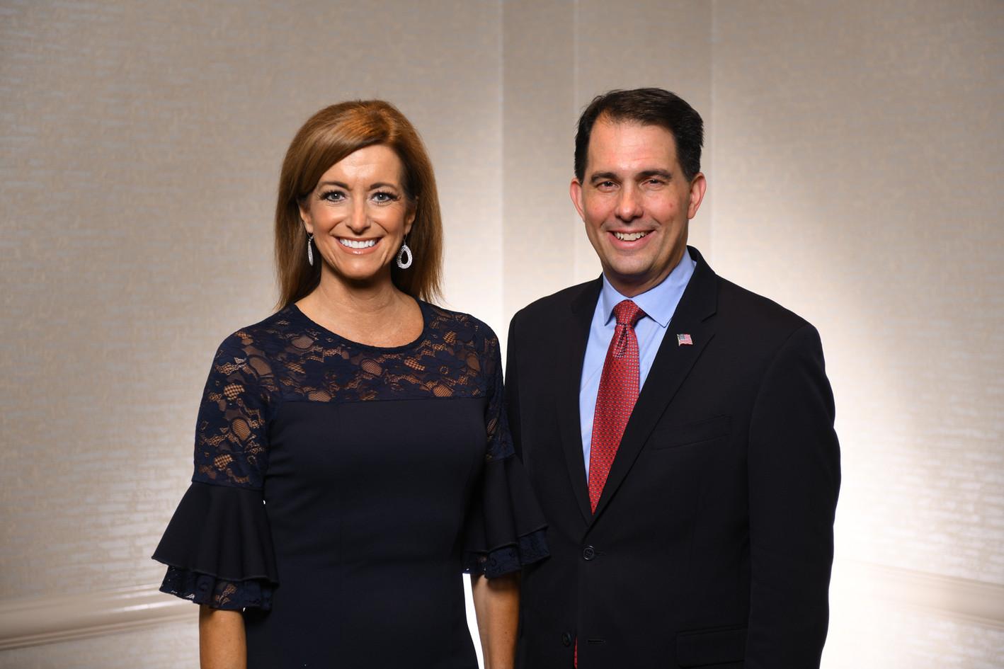 Peggy Grande, Scott Walker