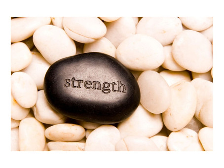 Finding My Strength in Difficult Times