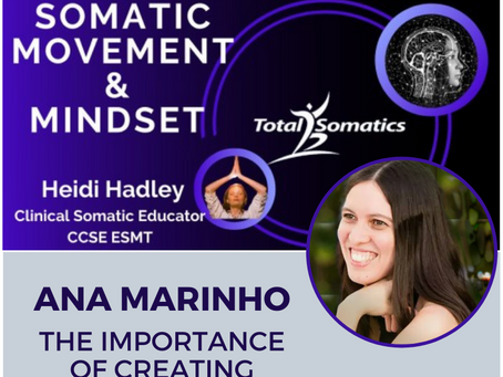 The Importance of Creating Boundaries - Podcast with Ana Marinho