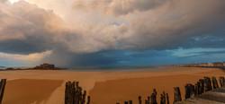 Orage panoramique