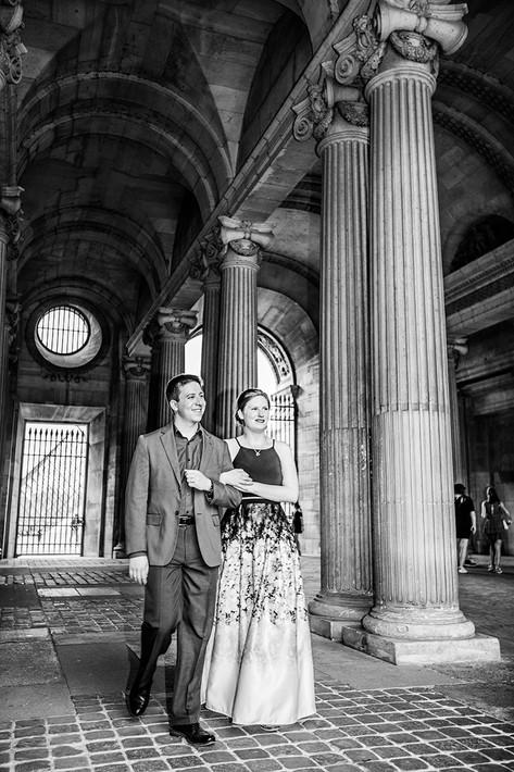 Mickaël et Jenny Pham